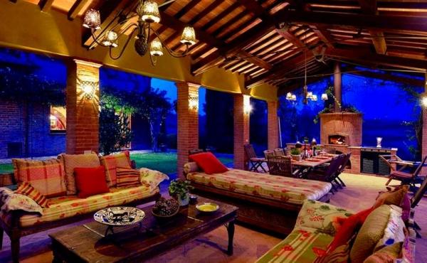 Дом в Тоскане, Италия 6