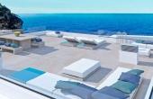 Вилла с видом на море Порт Адриано 9