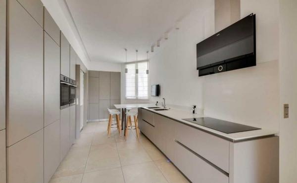 Квартира в Париже 7
